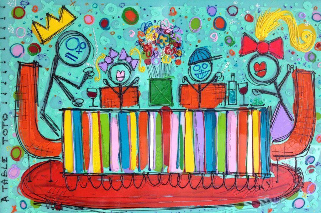 David Ferreira Artisan De La Peinture Blossom